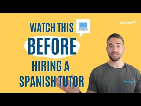 Online Spanish Tutors - ULTIMATE Guide to Finding the Perfect One!