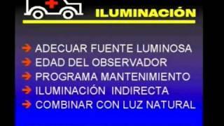 Prevención de riesgos laborales. [09]. La iluminación (*).