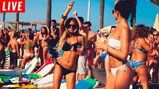 Ibiza Radio 24/7 🌴 Best Of Deep House & Progressive Techno 2021 🌴 Summer Mix