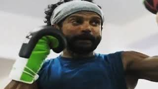 Farhan Akhtar Doing Boxing Practice( Lifestyle, Fitness & Gym)