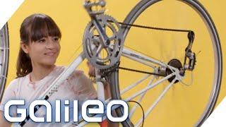 Fahrrad Hacks: So machst du es fit für den Sommer! | Galileo | ProSieben