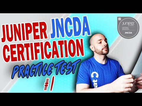 Juniper Networks JNCDA Certification Practice Test #1 | Network ...