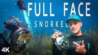 Full Face Snorkel Mask Review - Is it Good or Bad?