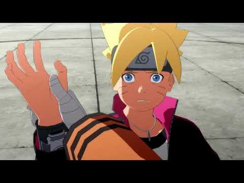 Boruto vs Shikadai - Naruto Disqualifies Boruto - English Sub