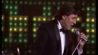 Karel Gott - Jealousy / Lady Carneval (live) Sopot 1986