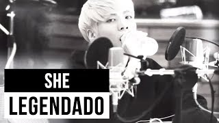 Jonghyun - She (Birth of a Beauty OST) - legendado