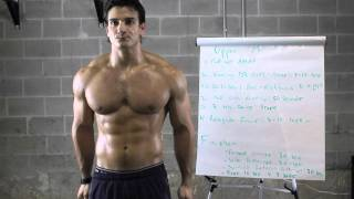 Insane Home Upper Body Workout (RIPPED Chest, Back, Arms and Shoulders) by Joe Carabase