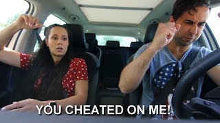 My Car Exposed Cheating on My Girlfriend!!