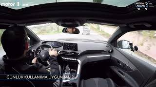 Peugeot 5008 1.6 BlueHDI GT Line - Test sürüşü -