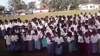 preview picture of video 'Sangalai School assembly, Vanuatu'