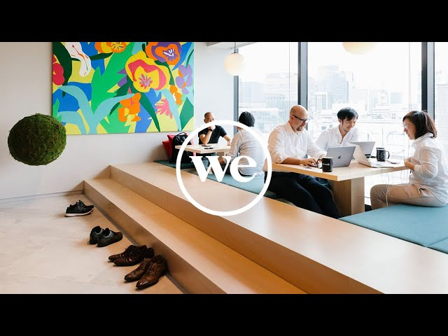 We Are WeWork Japan | WeWork