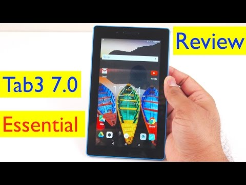 Lenovo Tab 3 7 Essential Review and Gaming Test + Camera Test