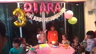 preview picture of video 'Trip Miri to Lumut Brunei Qiara 3rd Birthday'