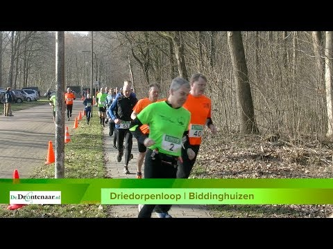 Eerste van drie Driedorpenlopen wordt traditiegetrouw gehouden in Swifterbant
