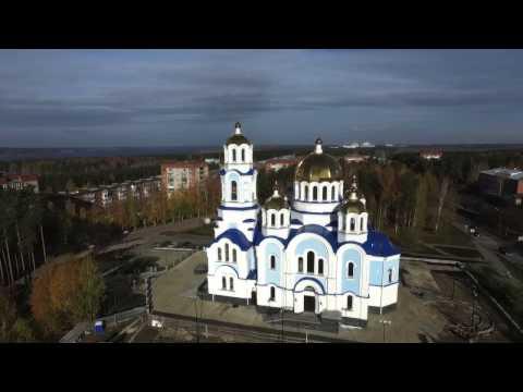 Православные храмы на острове санторини