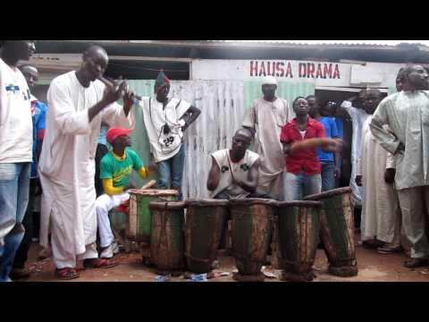 Hausa Dancing 2