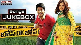 DK Bose Full Songs - DK Bose - Sundeep Kishan, Nisha Agarwal