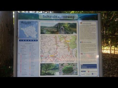 Wanderung Ottweiler 08.09.2016