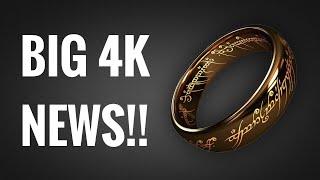 BIG 4K NEWS!! | UPCOMING 2020 4K ULTRAHD BLU-RAY RELEASES