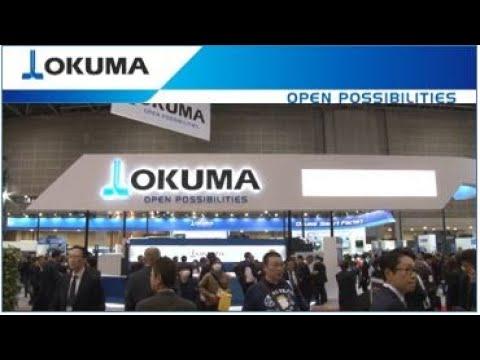 Okuma Corporation at JIMTOF 2018
