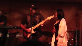 """The Big House Band with DaNica Shirey, """"I'd Rather Go Blind"""""""