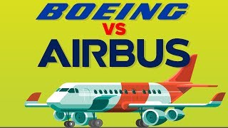 Boeing Vs Airbus   How Do They Compare   Airplane Company Comparison