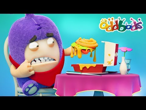 Oddbods - FINE DINING | Full Episodes | Funny Cartoons