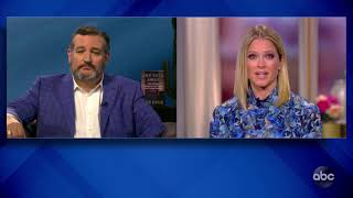 Ted Cruz Weighs In on Coronavirus Crisis and Health Care | The View
