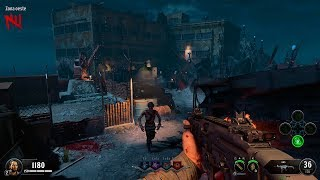 Call of Duty Black OPS 4 | Zombies Gameplay | Prison Map