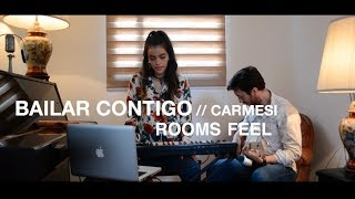 Monsieur Periné - Bailar Contigo// Vicente García - Carmesí (Rooms Feel Cover) [Official Video]