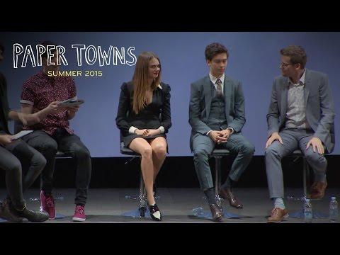 Paper Towns | UK Fan Event