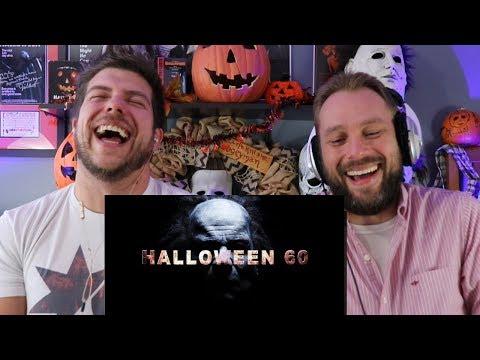 Halloween 60 TRAILER REACTION