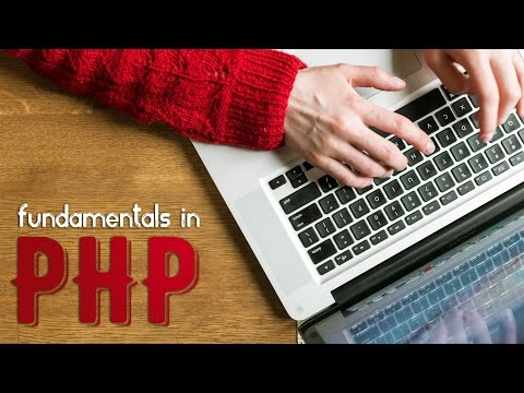 Learn PHP | PHP Fundamentals