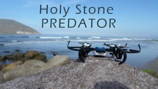 Video Manual for the Holy Stone Predator HS 170 and Flight Demo
