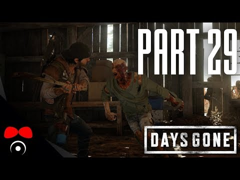 VÝPRAVA SE SÁROU! | Days Gone #29