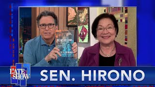 Sen. Mazie Hirono Supports Statehood For Puerto Rico And Washington, D.C.