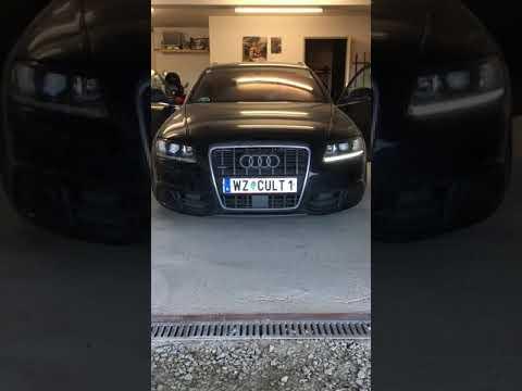 Audi RS6 4f Scheinwerfer Dynamische Blinker.