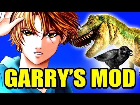 Gmod EPIC JURASSIC PARK BATTLE! (Garry's Mod