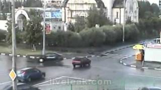 Traffic Accident Compilation 2009