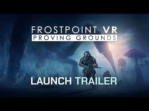 Launch Trailer de Frostpoint VR: Proving Grounds