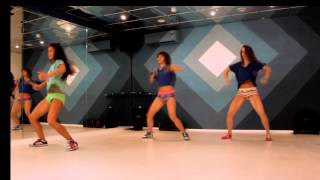 Reggaeton fusion choreo by Jane Kornienko; song - 'Suelta' by Daddy Yankee