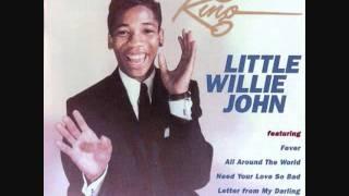 Little Willie John -You Hurt Me
