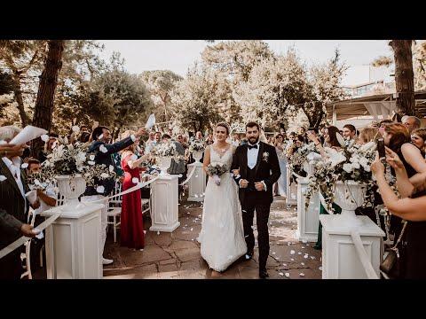 İstanbul'da Bir Düğün Hikayesi Gökçe + Derya Wedding Stories istanbul