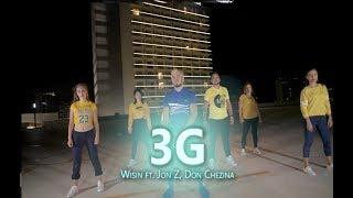 Wisin - 3G ft. Jon Z, Don Chezina By Cesar James | Zumba Fitness  |Cardioextremo Cancun