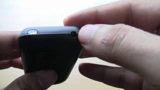 LG A190 Dual SIM phone Preview