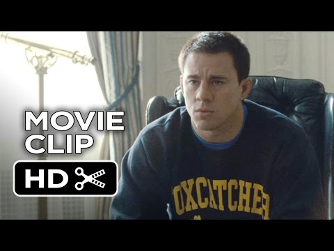 Foxcatcher (Clip 'Brother's Shadow')