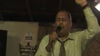 preview picture of video 'Iglesia cottui,Yauco, Despidiendo el culto, Oración'
