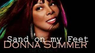 Donna Summer - Sand on my feet (HQ)