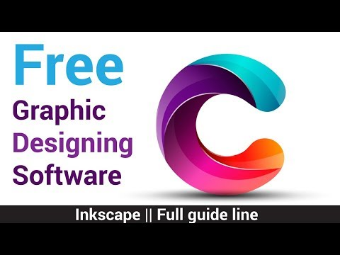 Free graphic design software    Inkscape graphic design and photo editing