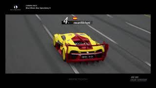 Bugatti Vision Gran Turismo | Campeonato HRT - C2 Blue Moon Bay